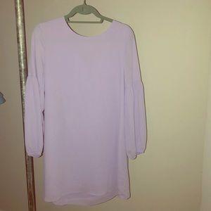 "Everly Lavender Shift dress - ""S"""